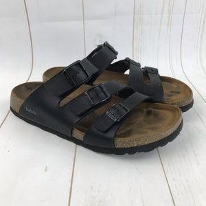 Betula By Birkenstock Black Slide sandals Size 39